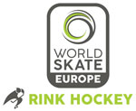 Logo WORLD SKATE EUROPE